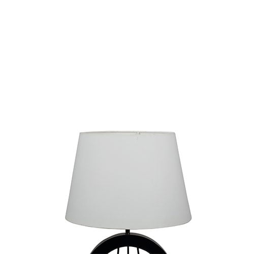 Buy lamp shades table lamp shades online in india perenne design conical lamp shade white aloadofball Images